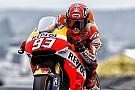 GP de France - Coup de chaud pour Marc Marquez