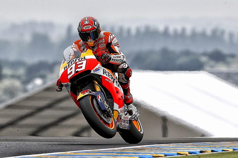 Temperaturas más altas complicaron a Honda, dijo Márquez