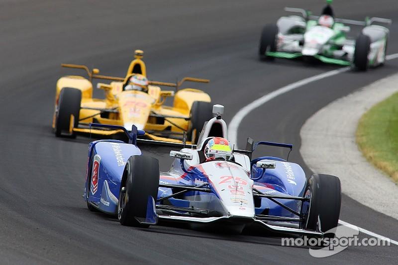 El equipo Andretti Autosport, listo para dar la pelea