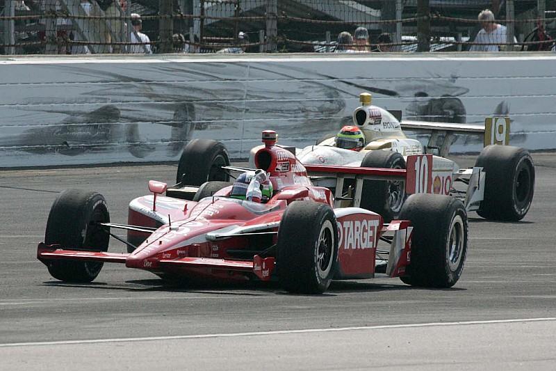 Rétro Indy 500 - 2010, Franchitti de justesse
