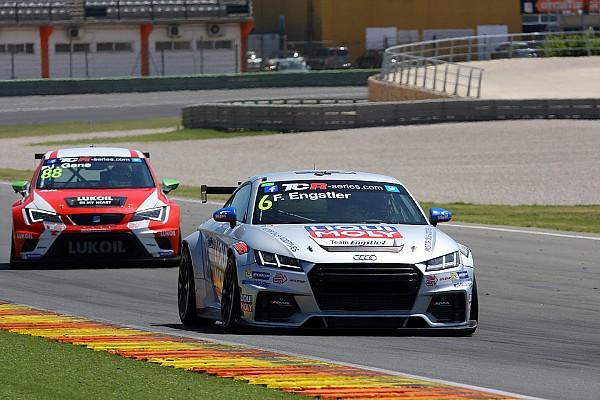 Les Audi TT quittent le championnat TCR