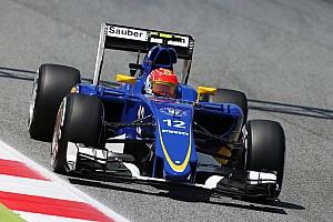 Формула 1 Комментарий Наср рассказал о главной проблеме Sauber