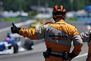 IndyCar Analysis How IndyCar's Holmatro Safety Team works