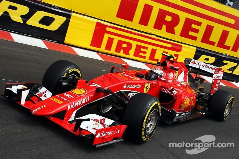 Räikkönen aurait voulu tester le pneu supertendre