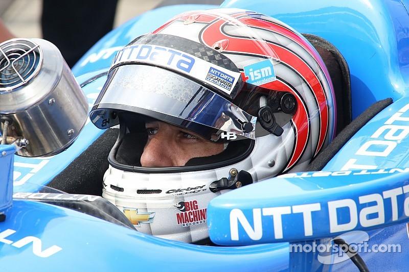 Kanaan se diz disposto a assumir risco da Indy 500 após acidentes
