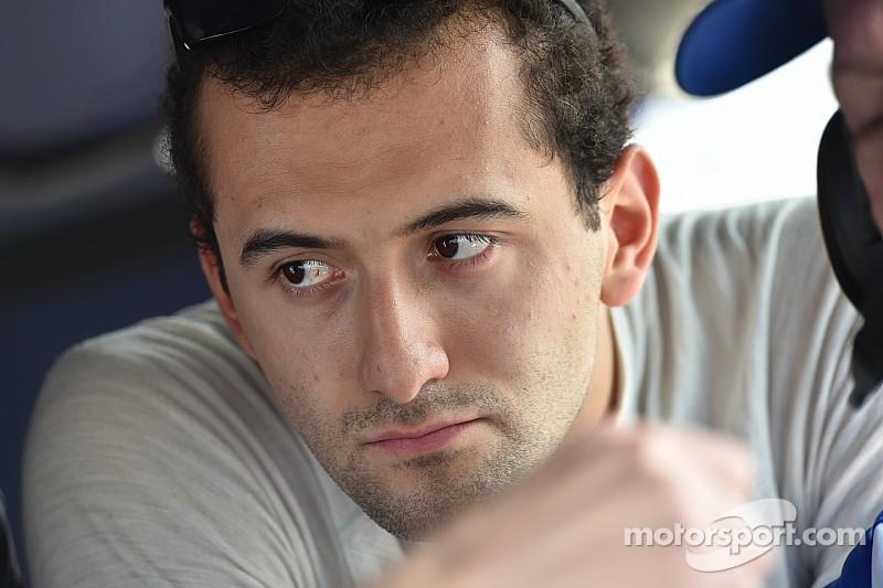 Huertas no podrá correr en Indy 500