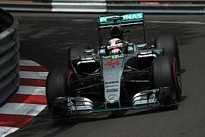 Formule 1 Résumé de course Hamilton digne dans la gestion de la frustration d'une course anéantie