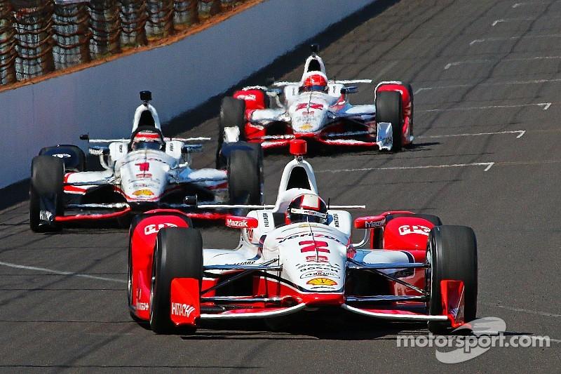 Em uma final emocionante Montoya vence a Indy 500, Kanaan bate