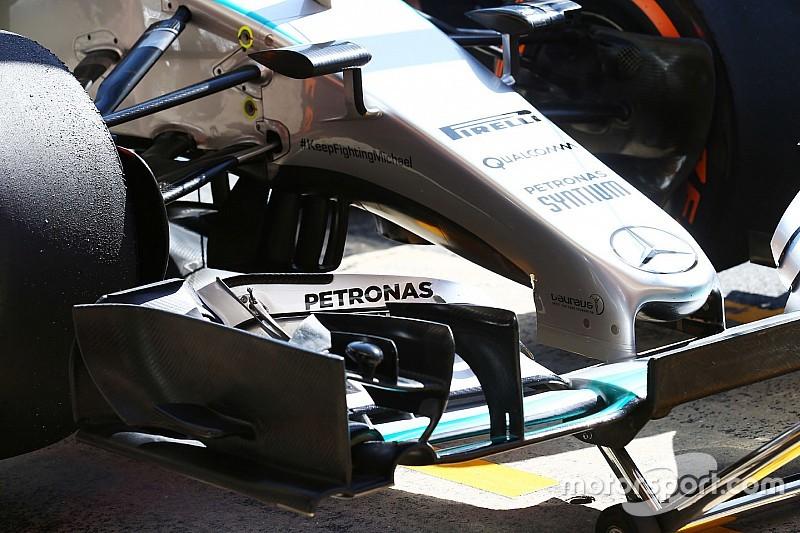 FIA ужесточила тесты передних крыльев