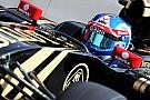 Palmer a validé des évolutions dans le simulateur pour Lotus