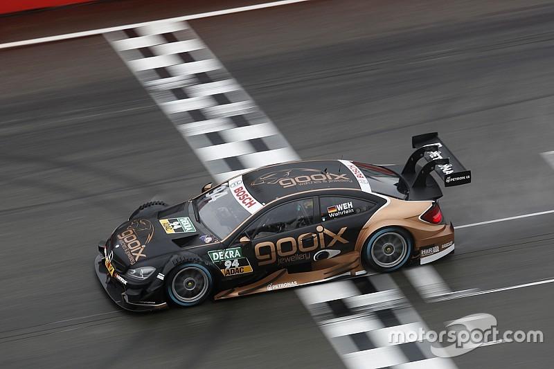В Mercedes с оптимизмом ждут этап в Лаузице
