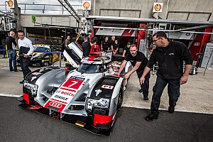 Le Mans Preview Le Mans 24 Hours Test Day: Full entry list