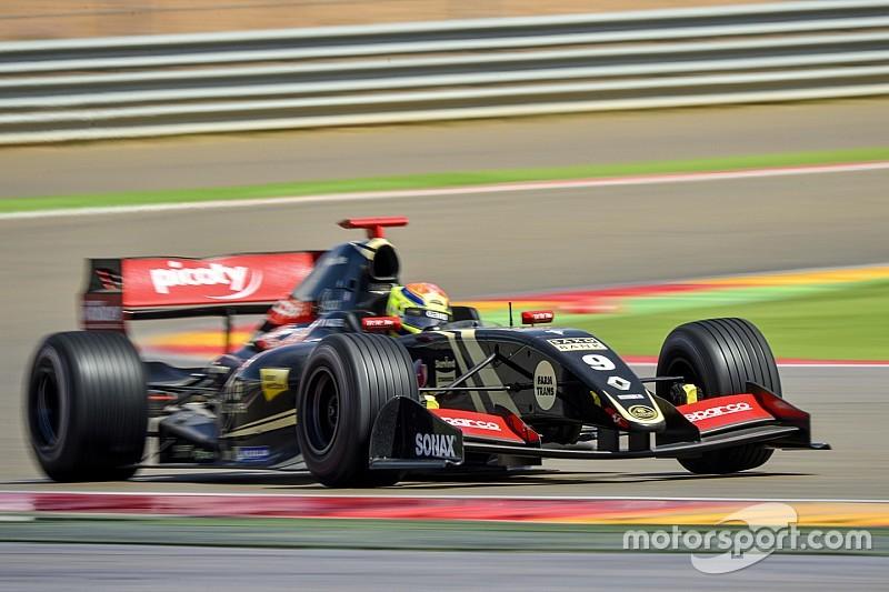 Pole position de Matthieu Vaxiviere à Spa-Francorchamps