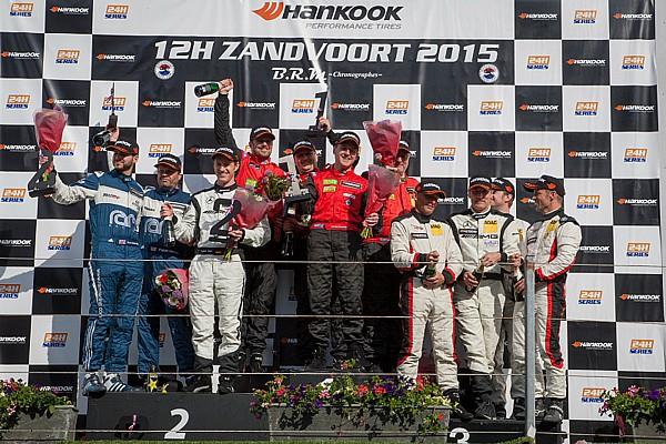 Hofor-Racing Mercedes wins the 2015 12H Zandvoort