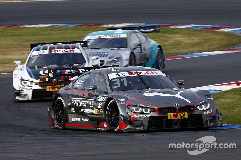 В BMW назвали причину неудачных выступлений