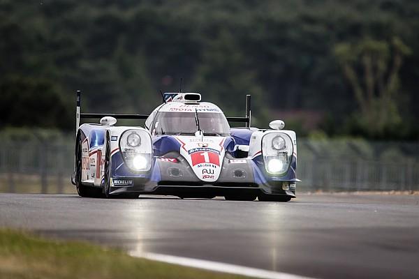Audi, Porsche, Toyota et Nissan étaient en piste ce mardi au Mans
