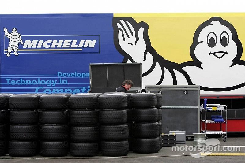 Босс Michelin назвал причины возвращения компании в MotoGP
