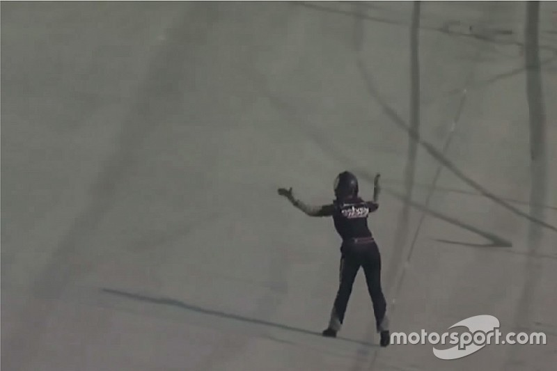 NASCAR issues penalties to Bayne and Cobb for crossing live track