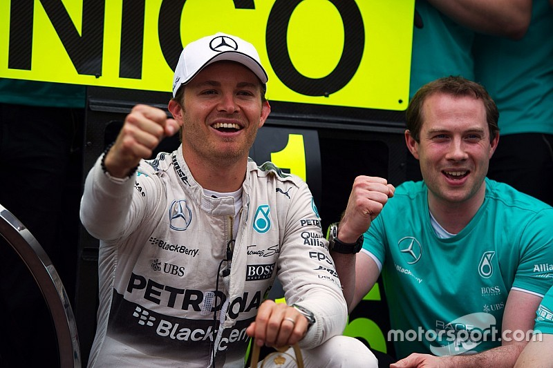 Rosberg admits third Monaco win less emotional