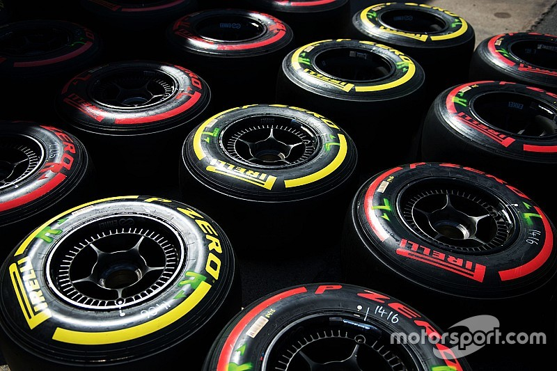More work needed for new 2016 tyre rules