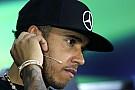 "Hamilton: Wet lap that led to crash ""wasn't my call"""