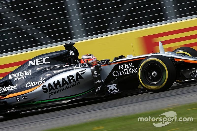 La version B de la Force India en piste à la fin du mois