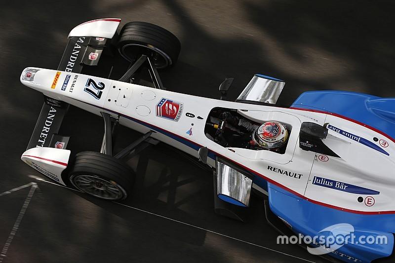 Vergne logra la pole en Moscú por 0s02 sobre Piquet