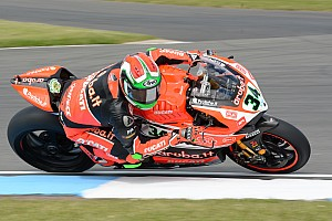 World Superbike Qualifying report Davide Giugliano seals Portuguese Superpole