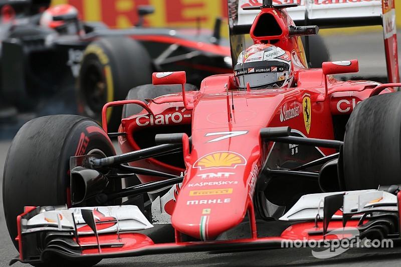 Fora do pódio pela primeira vez, Ferrari lamenta pequenos problemas durante a prova