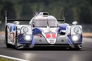 24 heures du Mans Actualités De Chaunac (Toyota) -