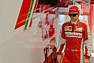Ferrari no está buscando un reemplazo para Raikkonen