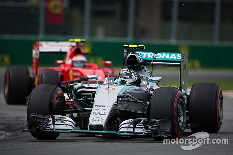 Mercedes not underestimating Ferrari upgrade