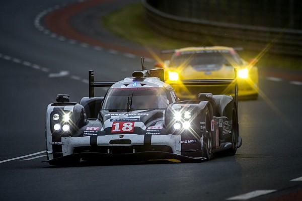 Porsche, con tiempo increíble en la calificación