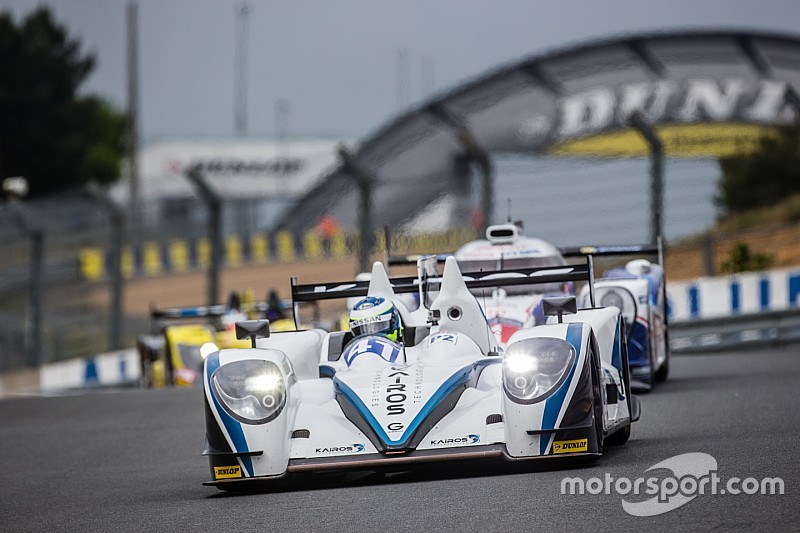 ACO reveals 2017 LMP2 regulation details