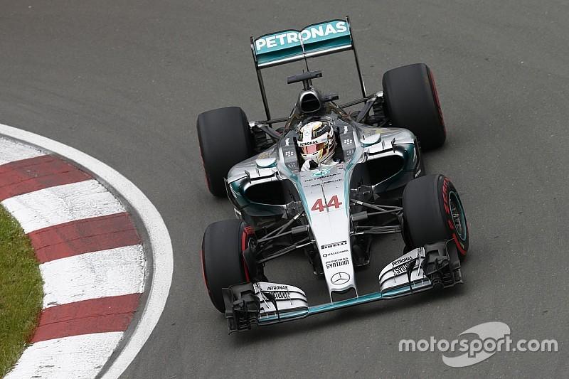 """Mansell - """"Hamilton pourrait battre le record de Schumacher"""""""