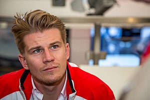 Le Mans Entrevista Hülkenberg apunta a Audi como el rival a vencer