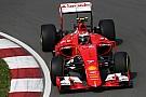 Räikkönen - Il faut que la F1 soit plus dangereuse