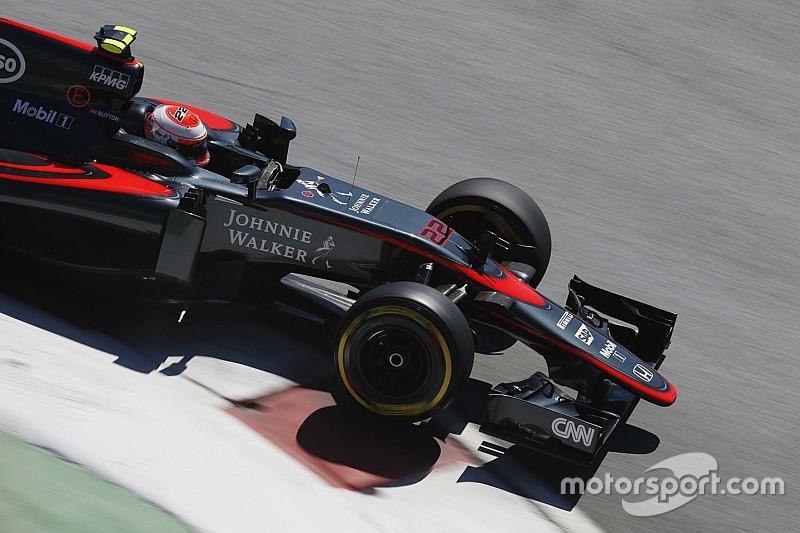 McLaren pode usar o novo bico na Áustria, depois de passar por crash-test
