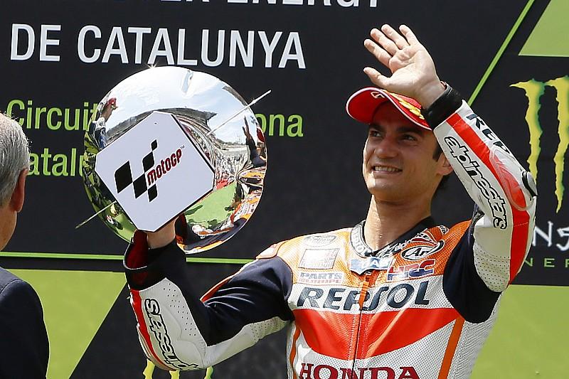 Dani Pedrosa retrouve le podium