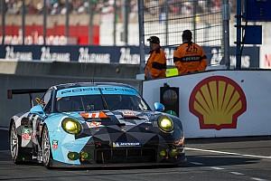 24 heures du Mans Actualités Patrick Dempsey décroche son premier podium au Mans