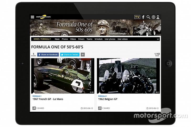 Motorsport.com adquire RaceFansTV, líder de conteúdo de vídeo e distribuição
