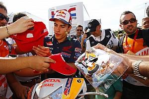 MotoGP Actualités Marc Márquez ne se