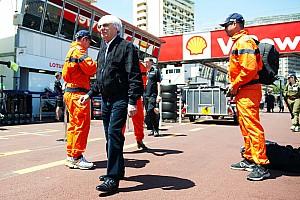 F1 Noticias de última hora Ecclestone admite posible regreso de  Imola
