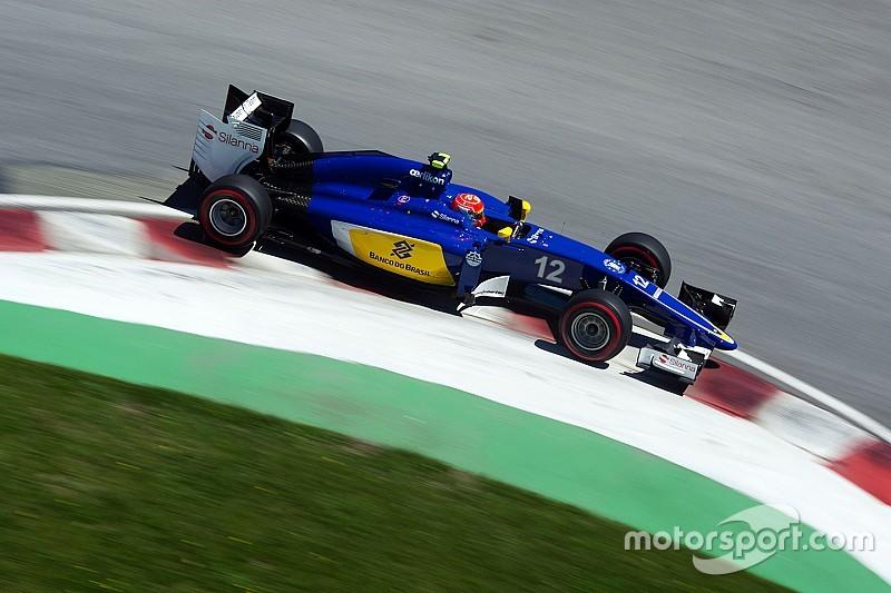 Sauber prévient, attention au freinage sur le Red Bull Ring!