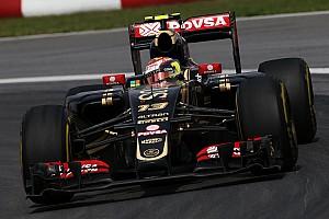 F1 Noticias de última hora Maldonado va por más puntos en Austria