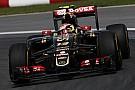 Maldonado va por más puntos en Austria