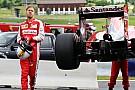 Феттель: Надеюсь, сможем оказать давление на Mercedes