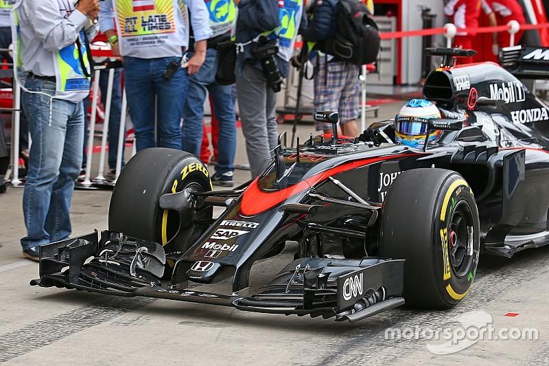 Технический анализ: Новинки от McLaren