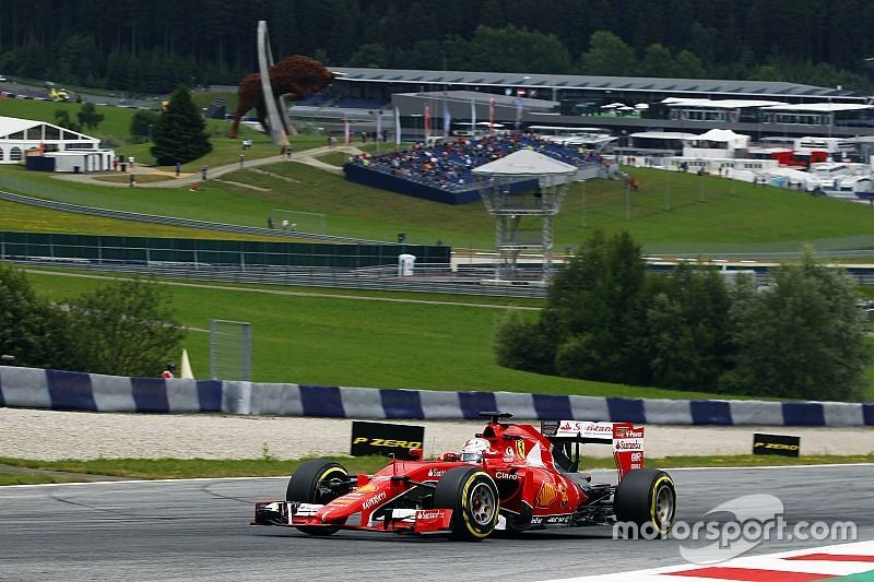 Com chuva encurtando sessão, Vettel continua domínio; Massa é 6º