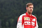 Vettel and Hulkenberg reprimanded by stewards